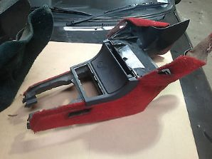 peugeot 205 1.9 1.6 gti 1.4 xs gt all 205 centre console in red